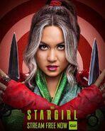 Stargirl Season 1 Poster Shiv
