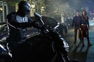 7.Supergirl Changing Supergirl, Mon-El & The Guardian
