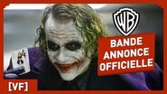 Batman The Dark Knight - Bande Annonce Officielle (VF) - Christian Bale Heath Ledger (Le Joker)
