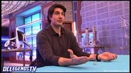 "Brandon Routh Previews ""Crisis on Earth-X"" DC TV Crossover"