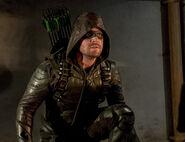 21.Thanksgiving Arrow Green Arrow