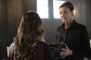 5.Supergirl The Darkest Place Supergirl & Lilian
