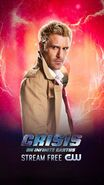 Poster Crisis On Infinite Earths John Constantine