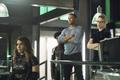 12.Arrow Irreconcilable Differences Dinah, Curtis, Diggle et Felicity