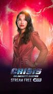 Poster Crisis On Infinite Earths Iris West-Allen