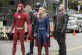 3.LOT-Crisis On Infinte Earths-ATOM, Supergirll, Flash et Mich