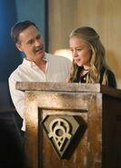 13.Supergirl The Faithful Thomas Coville et Olivia