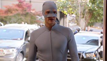 Costume d'Elongated Man