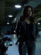 Dinah and Bike