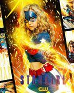 Poster Stargirl Saison 1 Stargirl