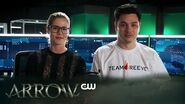 Arrow Arrow PSA The CW