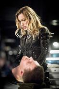 14.Arrow Beacon of Hope Laurel et Oliver