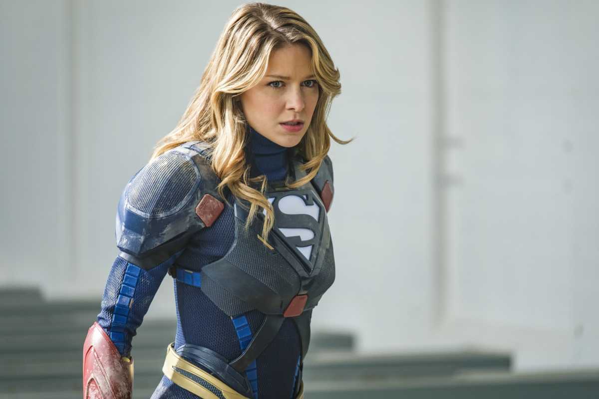 Combinaison de protection de Supergirl