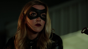 Costume de Black Canary