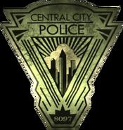 Logo - Central City Police