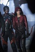 7.The Flash Invasion Speedy & Atom