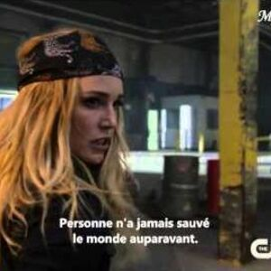 """DC's Legends Of Tomorrow (S01) - Promo """"The Legend Begins White Canary"""" HD VOSTFR"""