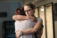 4.Supergirl The Faithful Alex et Kara