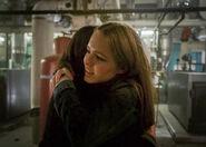 6.Supergirl Midvale Alex et Kara Danvers
