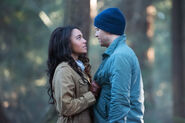 6.Legends of Tomorrow Land of the Lost Nate et Amaya