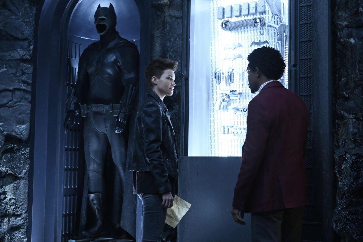 Bruce Wayne (Terre 1)