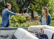 9.Supergirl Midvale Alex et Kara Danvers