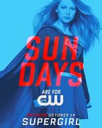 Poster Supergirl Saison 5