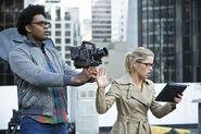 1.Arrow Schism Curtis et Felicity