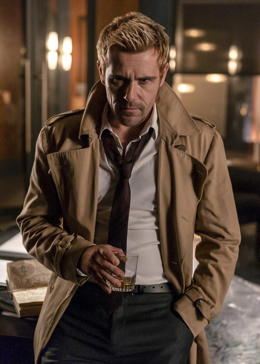John Constantine (Terre 1)