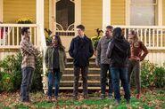 6.The Flash-elseworlds-part1-Clark, Lois, Barry, Oliver, Kara et Cisco