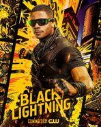 Poster Black Lightning Saison 4 Painkiller