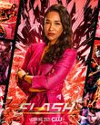 Poster saison 7 The Flash Iris West-Allen