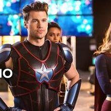 "DC's Legends of Tomorrow 2x07 Promo ""Invasion!"" (HD) Season 2 Episode 7 Promo - Crossover Event"