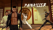 Painkiller (Black Lightning) title card