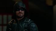 Green Arrow fifth suit