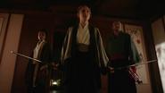 Amaya and team meet Shogun (2)