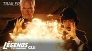 DC's Legends of Tomorrow A War Is Coming Extended Trailer The CW