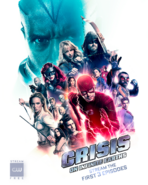 Crisis on Infinite Earths poster - Stream the first 3 episodes