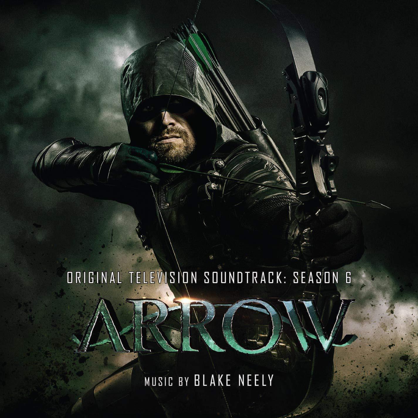 Arrow - Original Television Soundtrack Season 6.png