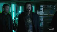 Charlie as Genghis Khan