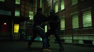 The Recruits Green Arrow team catch Sergio Espinosa (7)