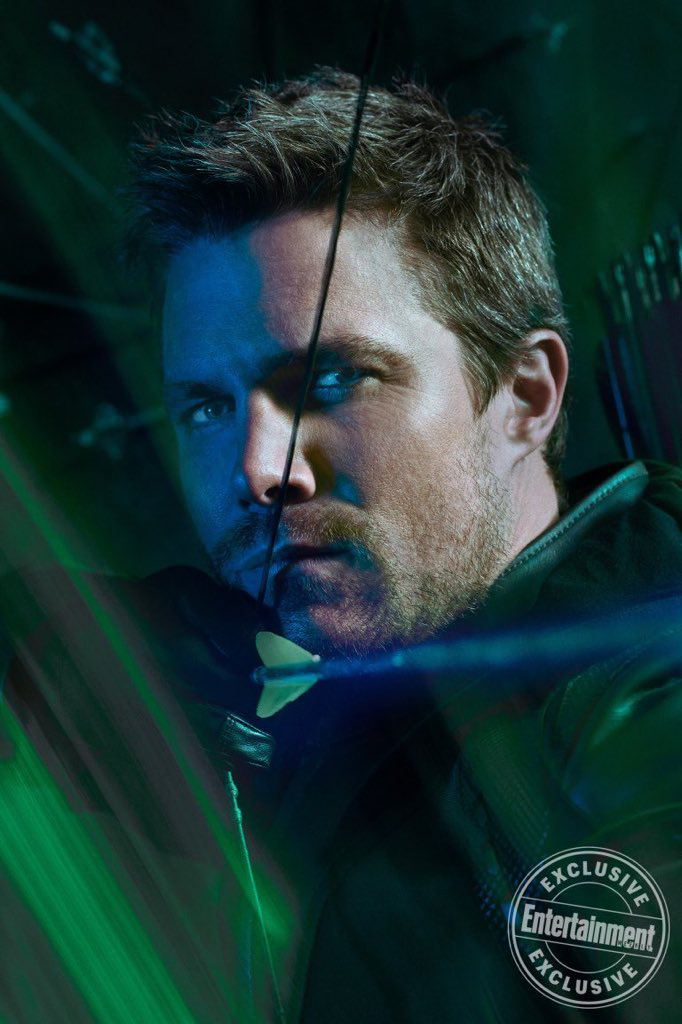 Arrow season 8 - Entertainment Weekly Oliver Queen promo 3.png