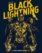 Black Lightning season 1 poster - Get Lit