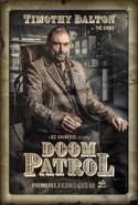 Doom Patrol - El Jefe poster