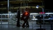 Eobard Thawne first big fight in Flash (1)