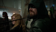 Oliver and Mia before Shadow Demons attack