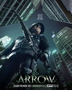Poster ArrowT5