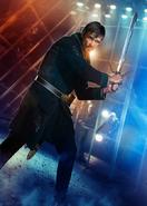 Ra's al Ghul fight club promo