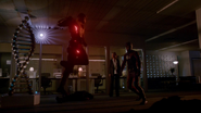 Reverse-Flash kidnapped Tina McGee (3)