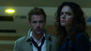 Team Constantine looks at Taylor in hospital (4)